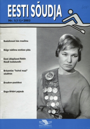 Eesti Soudja 2003