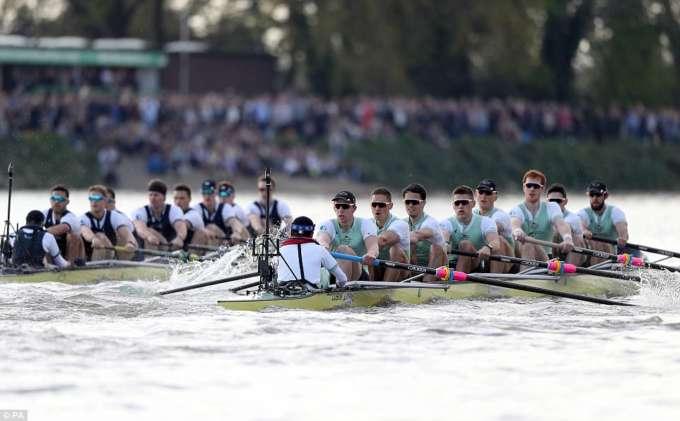 London võõrustab laupäeval legendaarset tudengivõistlust