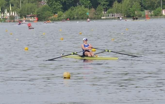 U19 EM: koondise parim Liisa-Marie Lääne